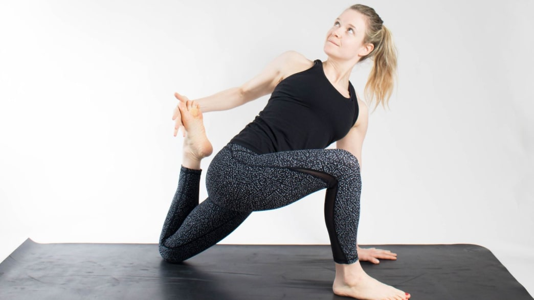 Yoga For Runners: Five Moves To Help You Recover After Long Runs