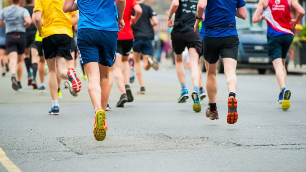 12-Week Beginners Half Marathon Training Plan