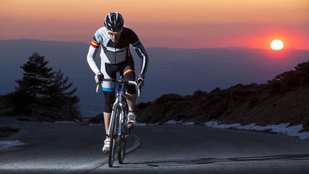 Try This Cycling Recovery Routine After Your Next Long Ride